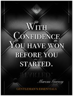 How Could You Ever Lose When You Always Believe You'll Win - Sir Wylde Confidence Boost