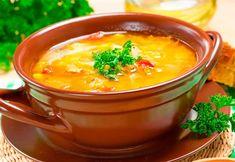 As 40 receitas de sopa de legumes para emagrecer sem passar fome Paleo Recipes, Mexican Food Recipes, Soup Recipes, Ethnic Recipes, Sopa Detox, Hot And Sour Soup, No Carb Diets, Sandwiches, Food And Drink