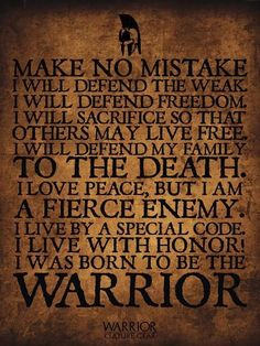 Warrior Culture Gear has always been a Brand of Motivation, whether that's in Life, work, the Gym, out in the field; Anywhere Motivation is needed. Wisdom Quotes, Quotes To Live By, Me Quotes, Motivational Quotes, Inspirational Quotes, Qoutes, Warrior Spirit, Warrior Quotes, Quotes On Warriors