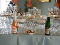 Chateau Frank Célèbre Rosé and Dr. Frank 2010 Grüner Veltliner were chosen to be featured for the reception portion of the State Luncheon honoring the Chancellor of the Federal Republic of Germany in June of 2011.