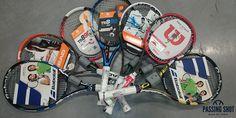 Elige bien tu raqueta - #tenis #decathlon http://blog.tenis.decathlon.es/1169/elige-bien-tu-raqueta