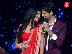 The new still from Sidharth Malhotra and Katrina Kaif starrer 'Baar Baar Dekho'…