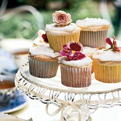 Lemon Angel Food Cupcakes Recipe