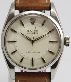 Rolex Vintage Oyster Perpetual 6352 | Meertz World of Time