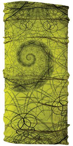Original Buff: Fibonacci Lime