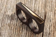 Handcrafted wood jewelry by Vitaly. #jewelry #wood #unisex #toronto #canada…