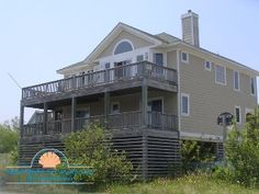 5 Bedroom, Oceanside home with Private Pool located in Corolla!