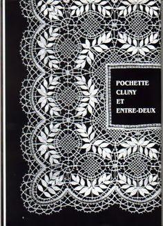 Archivo de álbumes Crochet Books, Crochet Lace, Diy And Crafts, Arts And Crafts, Crochet Embellishments, Bobbin Lace Patterns, Lacemaking, Needle Lace, Album