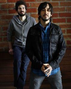 Mike Shinoda & Brad Delson ( LinkinPark )