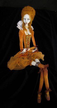 Mary by Tireless Artist, via Flickr