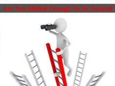 Are you #skilled enough to be #Noticed??????
