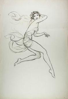 Luigi Bompard  - Danzatrice.