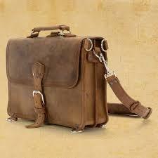 Image result for leather briefcase black