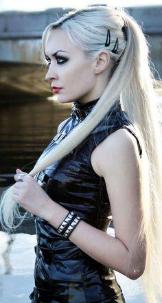 45 Best Blonde Goth Images Blonde Goth Goth Gothic Beauty