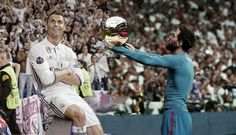 CR7 😊 The best!