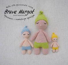 Penetration brave margot by a little girl