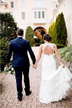 John & Jessica {married}   Baltimore Basilica Weddings   Evergreen Museum Weddings   Baltimore Weddings   Living Radiant Photography   Marsala Flowers