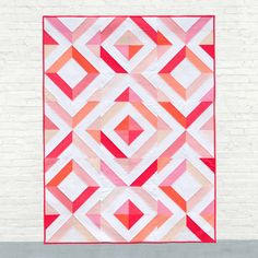 Corner Crest – My New Quilt Theory Pattern