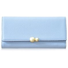 Light Blue Textured PU Leather Tri Fold Wallet (€9,94) ❤ liked on Polyvore featuring bags, wallets, light blue bag, light blue wallet, pu leather wallet, trifold wallets and blue wallet
