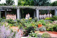 Weddings: Denver Botanic Gardens
