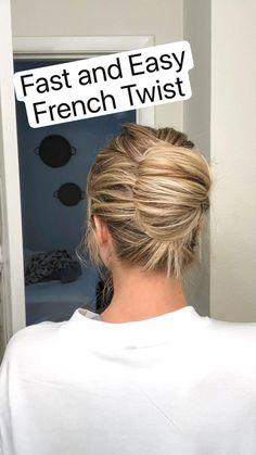 Hair Up Styles, Medium Hair Styles, Mom Hairstyles, Homecoming Hairstyles, Homecoming Hair Down, Easy Summer Hairstyles, Wedding Hairstyles For Long Hair, Protective Hairstyles, Prom Hair