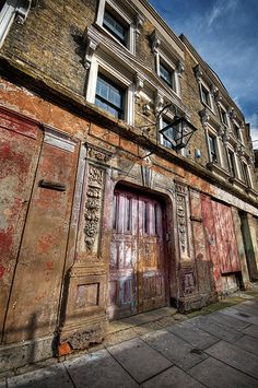 The wonderful world of Wilton's Music Hall, E1.