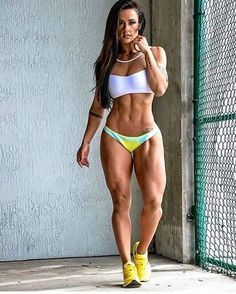 Pics of strong muscular and fitness beauties. All pics are from the net. Only for adults. Other...