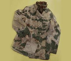 the history of modern camouflage