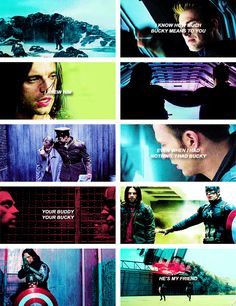 """He said """"Bucky"""" and suddenly I was that 16-year old boy from Brooklyn again."""