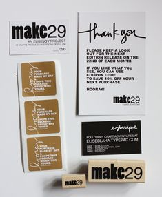 @elise blaha cripe make29 physical branding