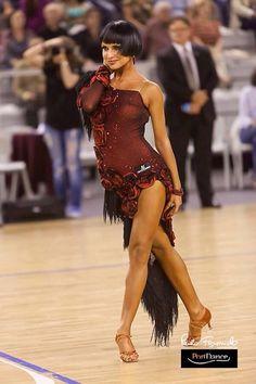 ドレスメーカー紹介「アブラハム・マルティネス」 の画像|ANIEL NEWS 社交ダンスドレス
