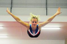 AMANDA Parker is on top of the world after winning gold in the synchro trampolining category at a top international competition. The 27-year-old, from Harmans Water, and team-mate Kat Driscoll took the title at the World Games in Colombia on Wednesday.