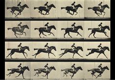 Eadweard Muybridge (1830 - 1904), the father of cinema and one of the most influential photographers of all time, is having a retrospective exhibition at The Tate Gallery in London.