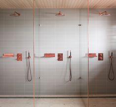 Bathroom design by Sistem Interior Architects Decor, Interior, Door Handles, Home Decor, Bathroom, Interior Architect, Bathroom Design, Bathtub, Doors