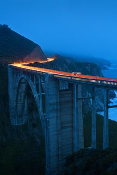Bixby Creek Bridge, Big Sur, CA