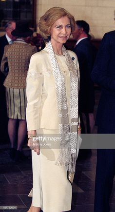 Queen Margrethe Ii, Queen Letizia, Princes Sofia, Spanish Royal Family, Two Daughters, Birthday Celebrations, 60th Birthday, Copenhagen, Lace Skirt