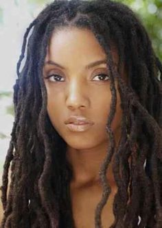 Can't wait for my locs to get this long?