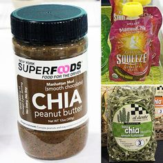 Best New Chia Seed Products