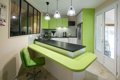 Projets | Mathilde Muscat Cuisines Design, Sink, Muscat, Kitchen, Furniture, Home Decor, Contemporary, Home, Projects