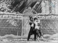 This recent rediscovery is believed to be the earliest surviving film inspired by the work of Charles Dickens, in this case the character of Jo the crossing sweep from 'Bleak House'. 'The Death of Poor Joe' was almost certainly made by pioneer filmmaker G.A. Smith and predates his 1901 adaptation of 'A Christmas Carol', 'Scrooge, or Marley's Ghost'.