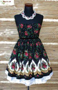 32ef493439 Zobacz zdjęcie góralska sukienka w pełnej rozdzielczości