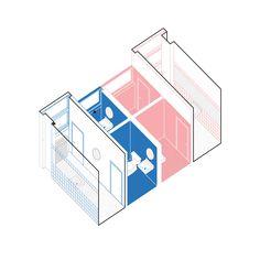 #architecture #interiorspace #bathroomdesign #girlsbathroom #boysbathroom #interiorlovers #aplusnoima Boy Girl Bathrooms, Architecture, Boy Or Girl, Home Decor, Arquitetura, Homemade Home Decor, Interior Design, Architecture Illustrations, Home Interiors