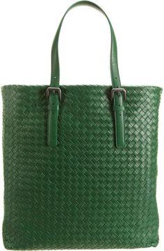 OMG...a fierce green bag!