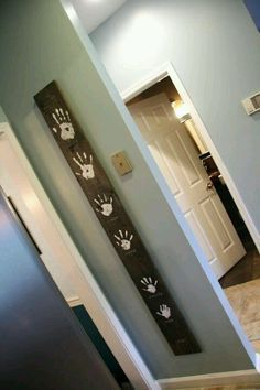 Baby, what about this but with paw prints?