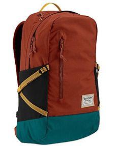 Burton Prospect Backpack shown in Tandori Ripstop Burton Backpack, Diy Backpack, Nomad Fashion, Fashion Bags, Men Backpack Fashion, Women's Fashion, Men's Backpacks, Funky Backpacks, Laptop Rucksack