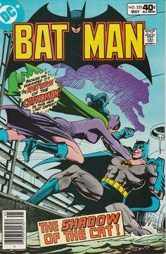 Batman Vol. 41 No. 323  1980 by TheSamAntics on Etsy
