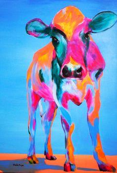 Calf, Sheila Moya Harris