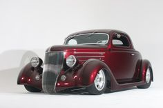 photos of 1936 ford coupes | Street Rod Of The Year 1936 Ford Coupe Photo 1