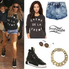 Beyonce Clothes & Outfits | Steal Her Style | Page 5