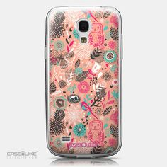 CASEiLIKE Samsung Galaxy S4 mini back cover Spring Forest Pink 2242